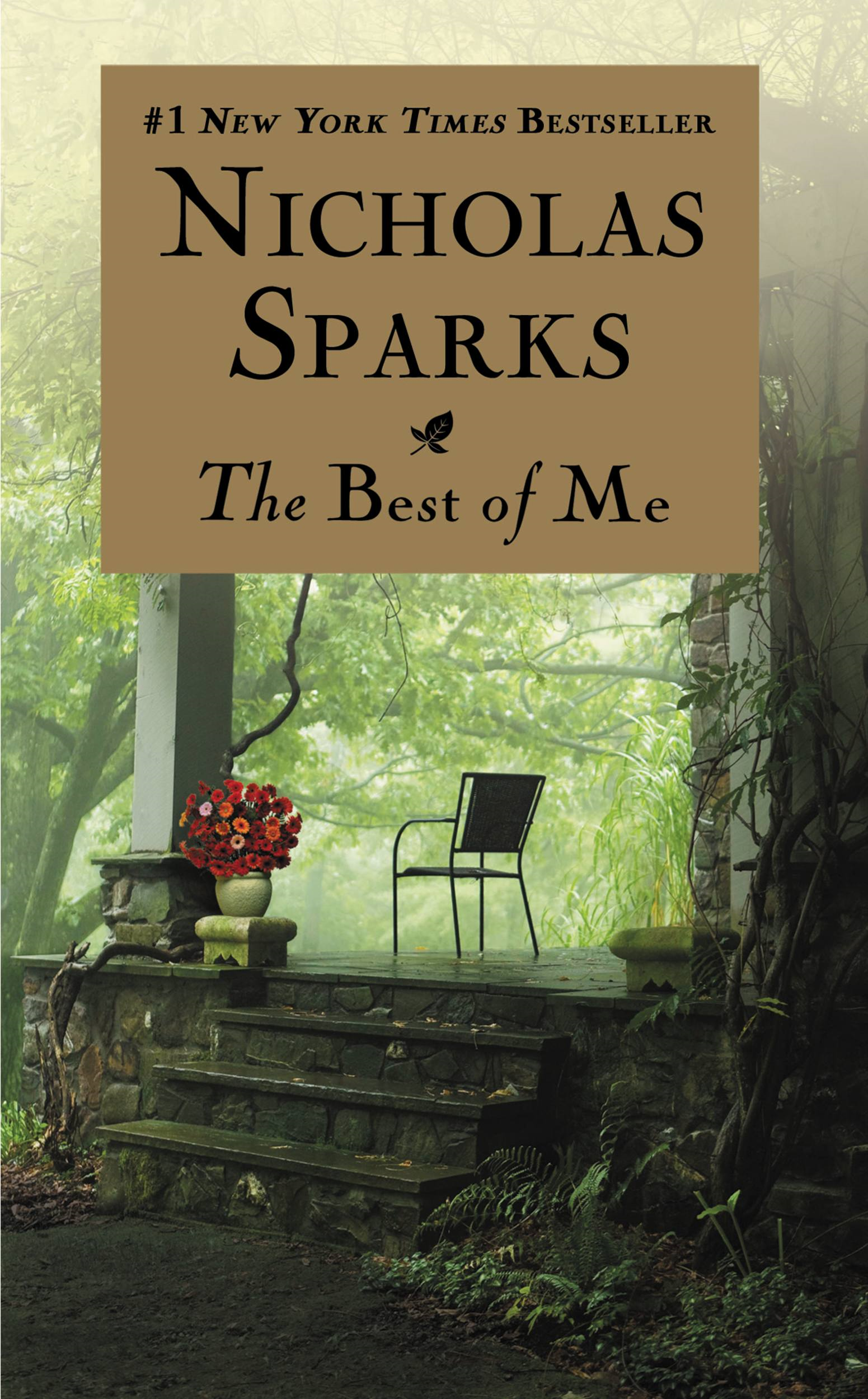 The Best of Me By: Nicholas Sparks