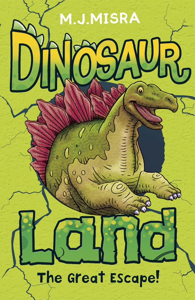 Dinosaur Land: The Great Escape! By: M. J. Misra