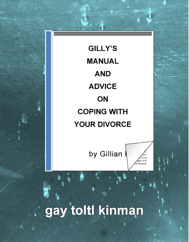 Gilly's Manual And Advice On Coping With Your Divorce