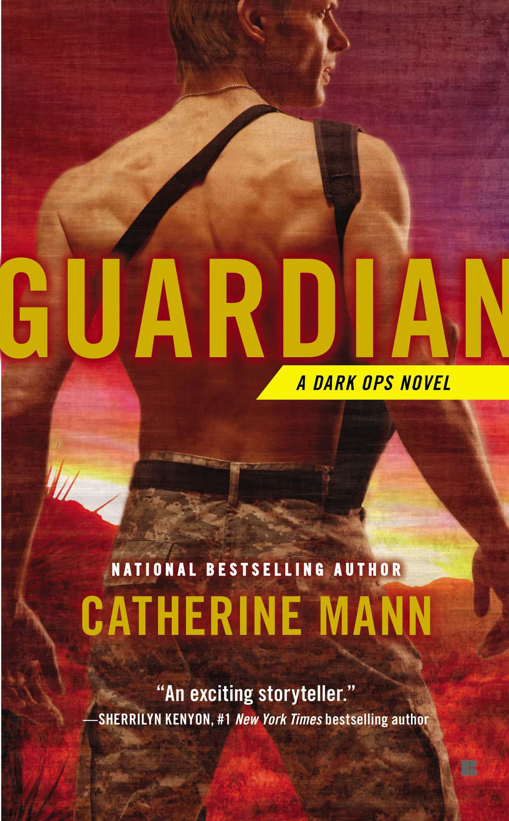 Guardian By: Catherine Mann
