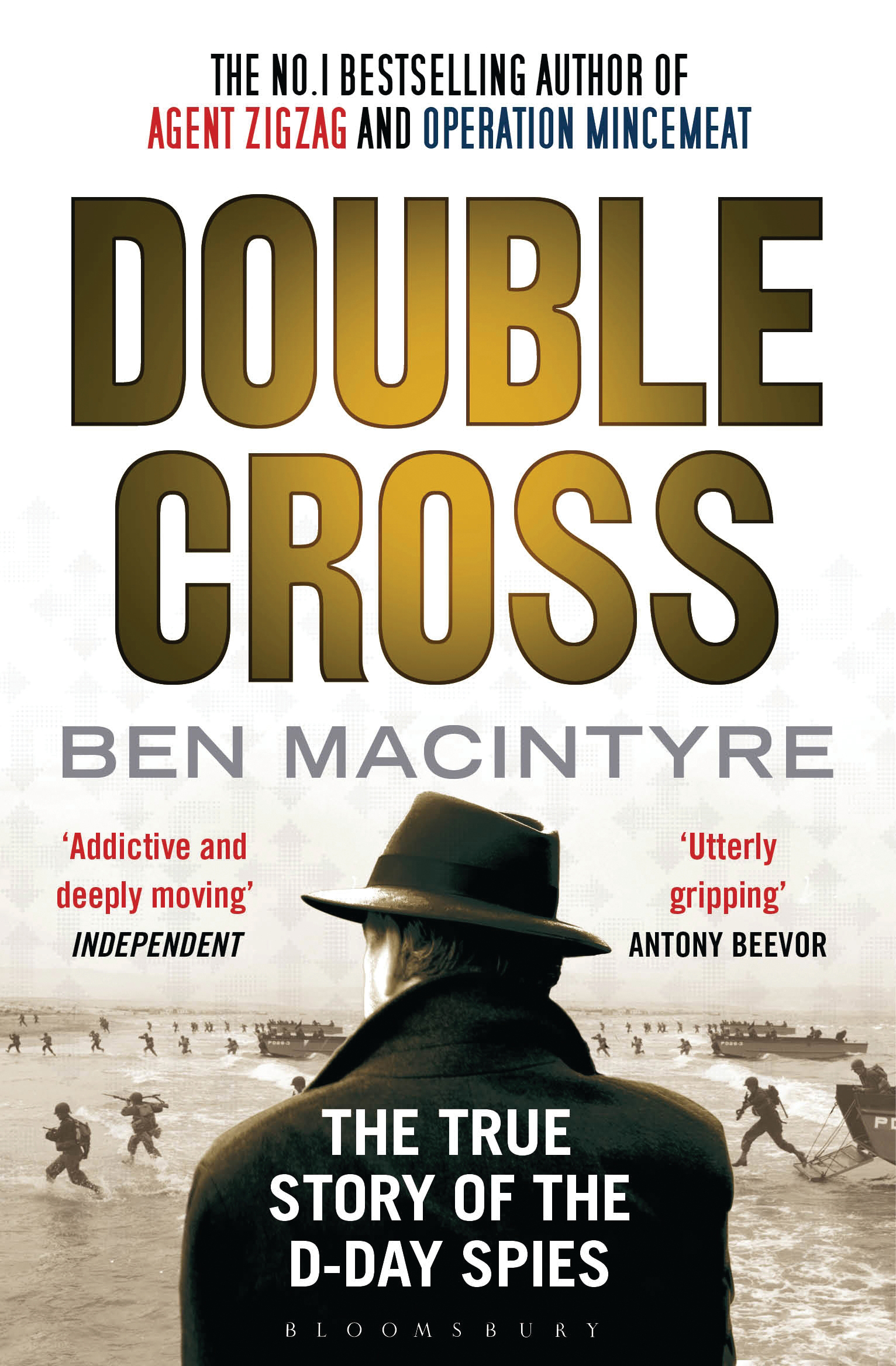 Picture of Double Cross: The True Story of The D-Day Spies