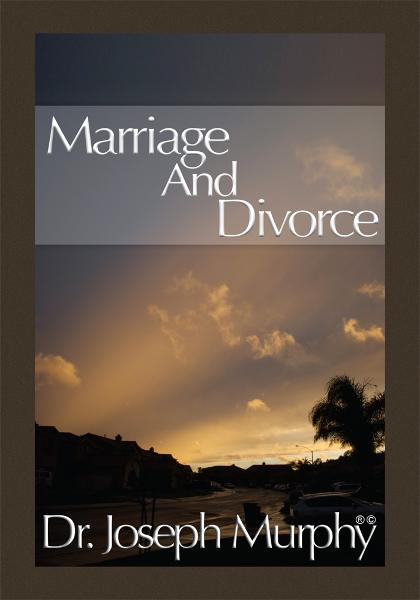 Marriage and Divorce