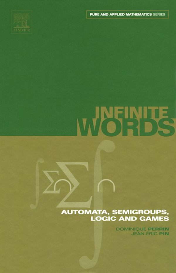 Infinite Words Automata,  Semigroups,  Logic and Games