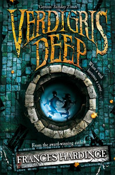 Verdigris Deep By: Frances Hardinge