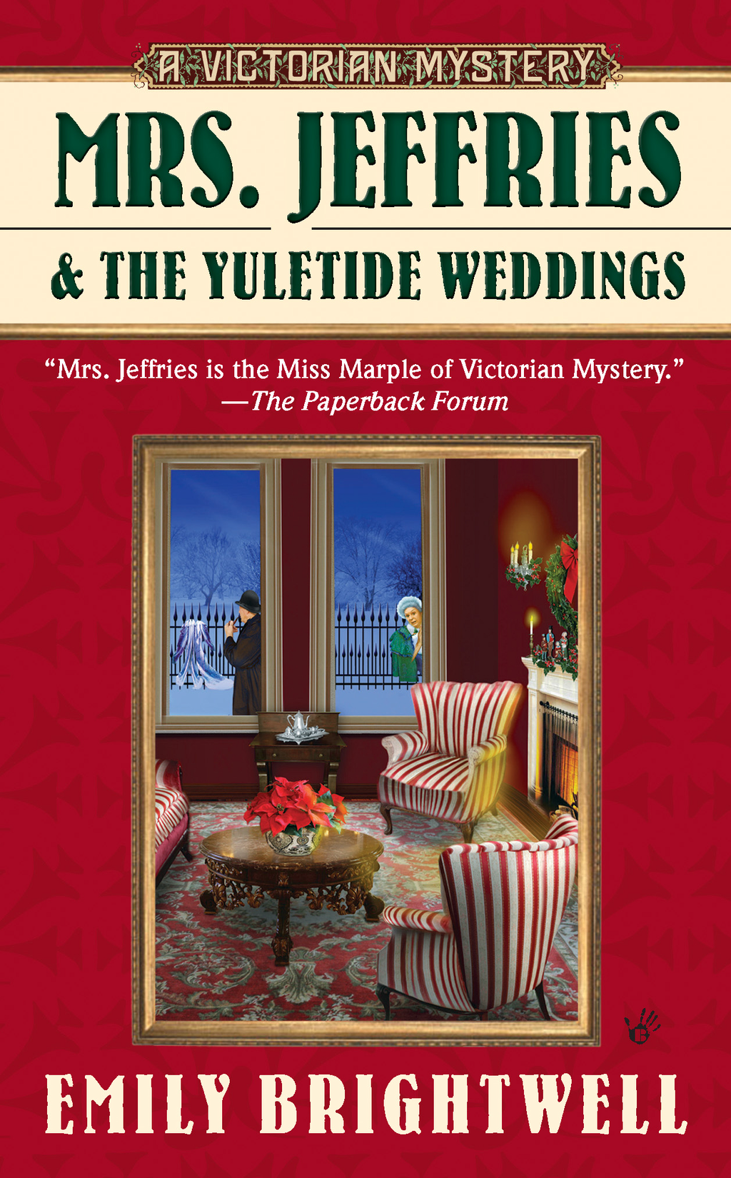 Mrs. Jeffries and the Yuletide Weddings By: Emily Brightwell