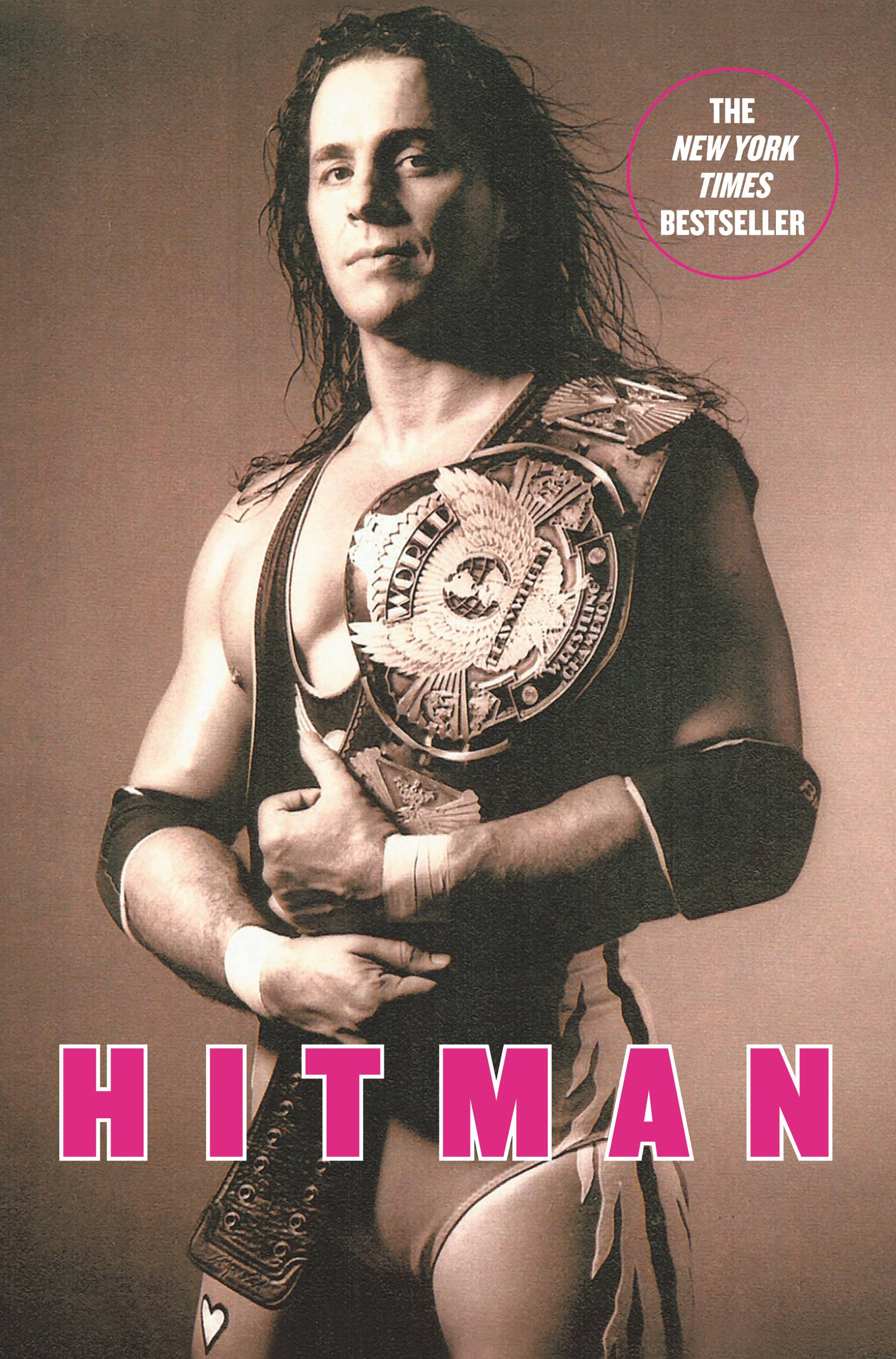 Hitman By: Bret Hart