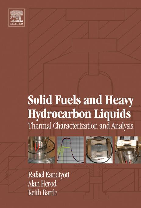 Solid Fuels and Heavy Hydrocarbon Liquids: Thermal Characterisation and Analysis: Thermal Characterisation and Analysis