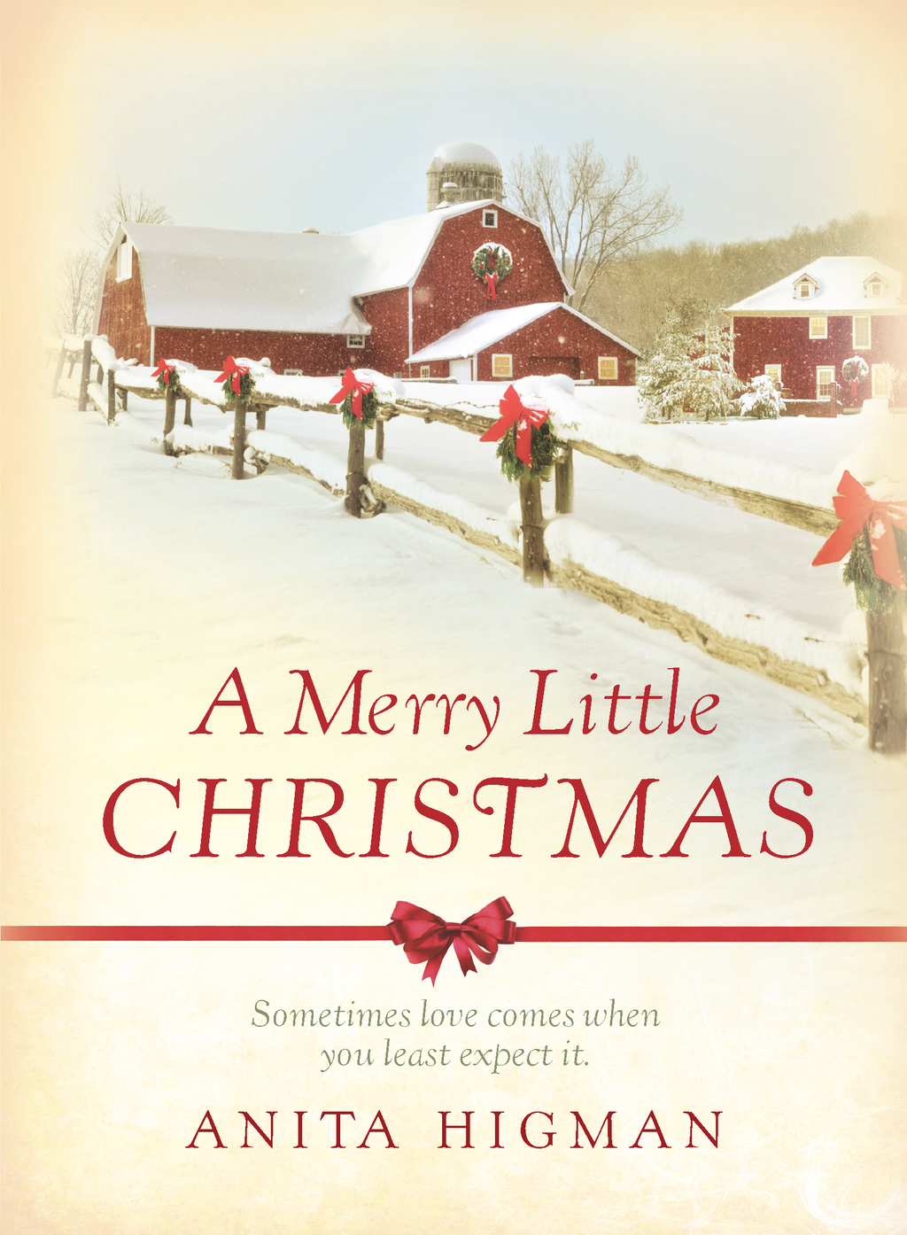 A Merry Little Christmas By: Anita Higman