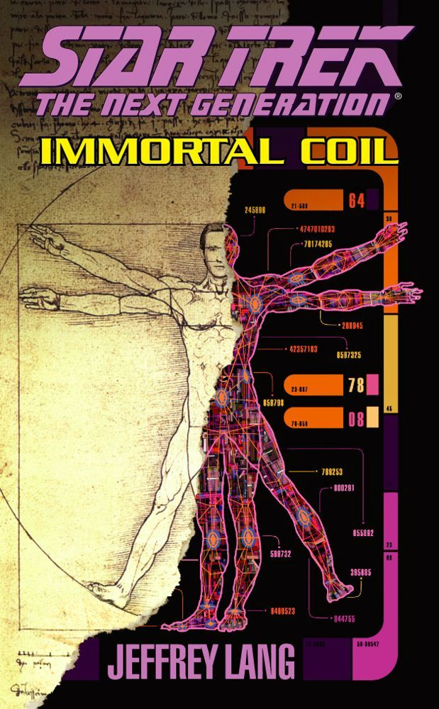 Immortal Coil By: Jeffrey Lang