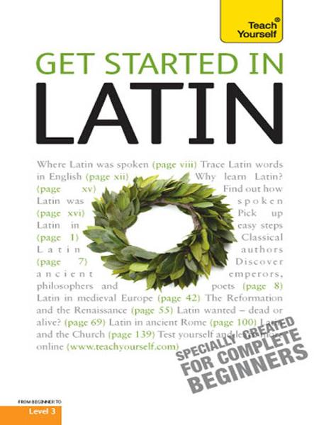 Get Started In Latin: Teach Yourself