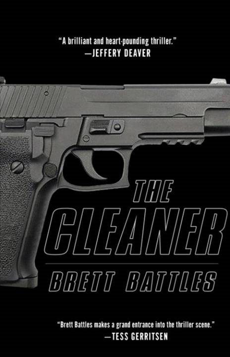 The Cleaner By: Brett Battles