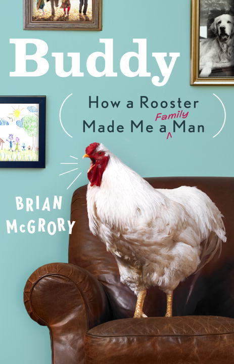 Buddy By: Brian McGrory