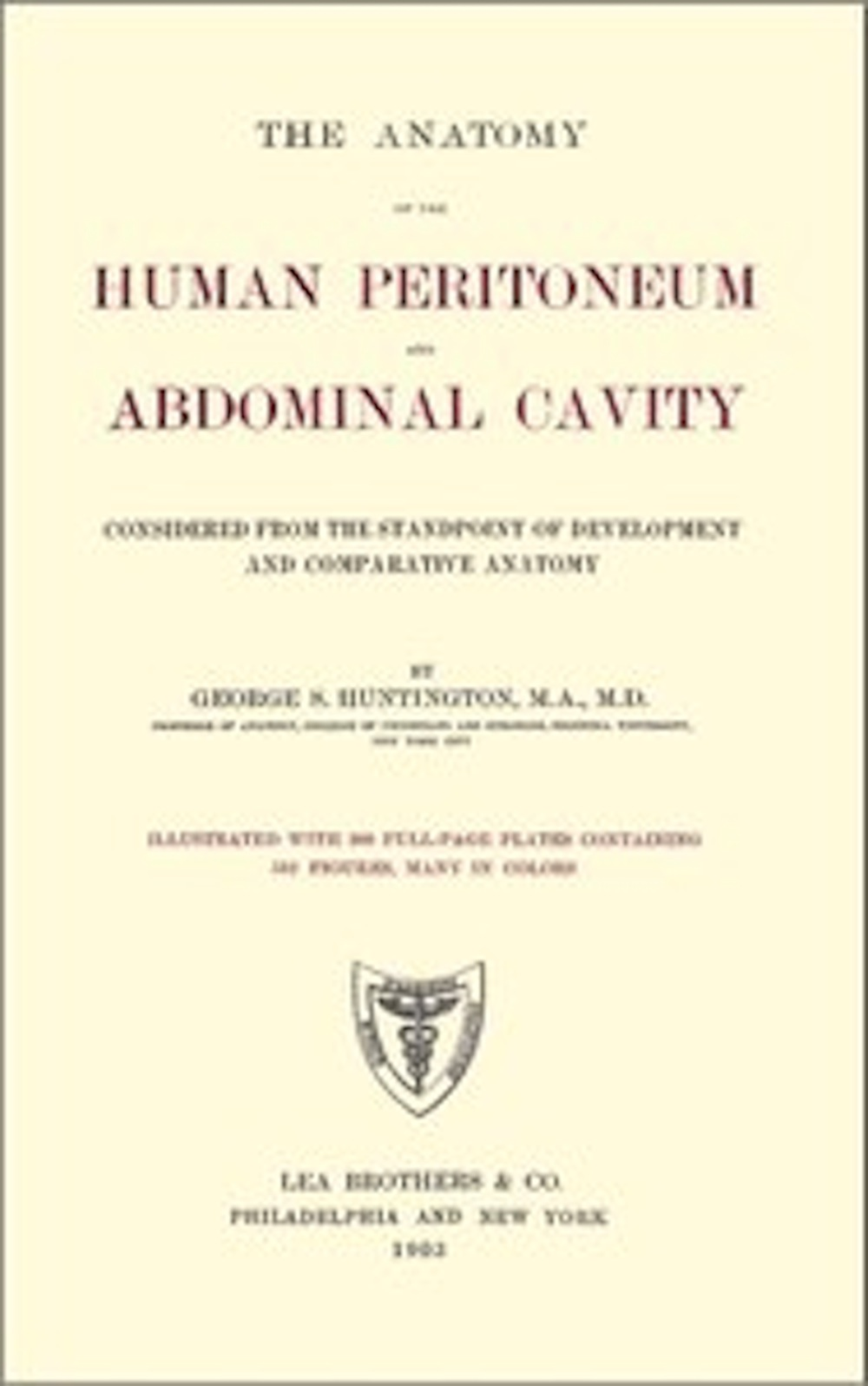 The Anatomy of the Human Peritoneum and Abdominal Cavity (Illustrated)