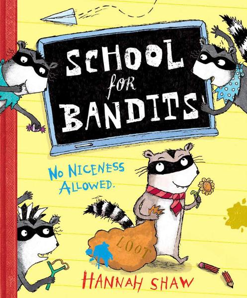 Book Cover: School for Bandits