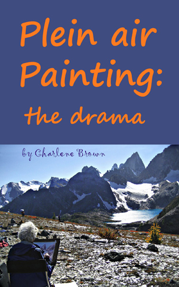 Plein air Painting: the drama
