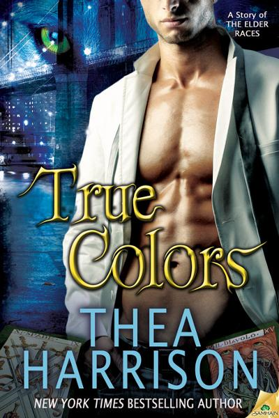 True Colors By: Thea Harrison