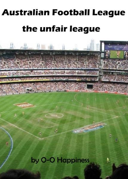 Australian Football League – the Unfair League