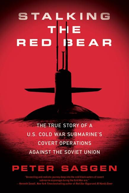 Stalking the Red Bear By: Peter Sasgen