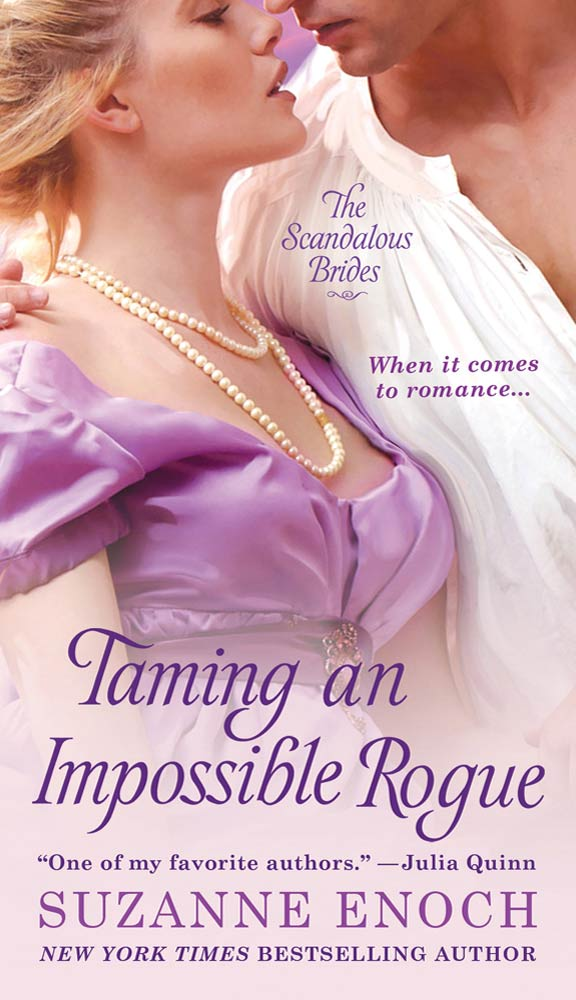 Taming an Impossible Rogue By: Suzanne Enoch