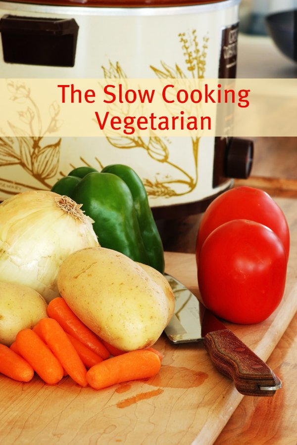 The Slow Cooker Vegetarian
