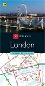 50 Walks In London By: Automobile Association