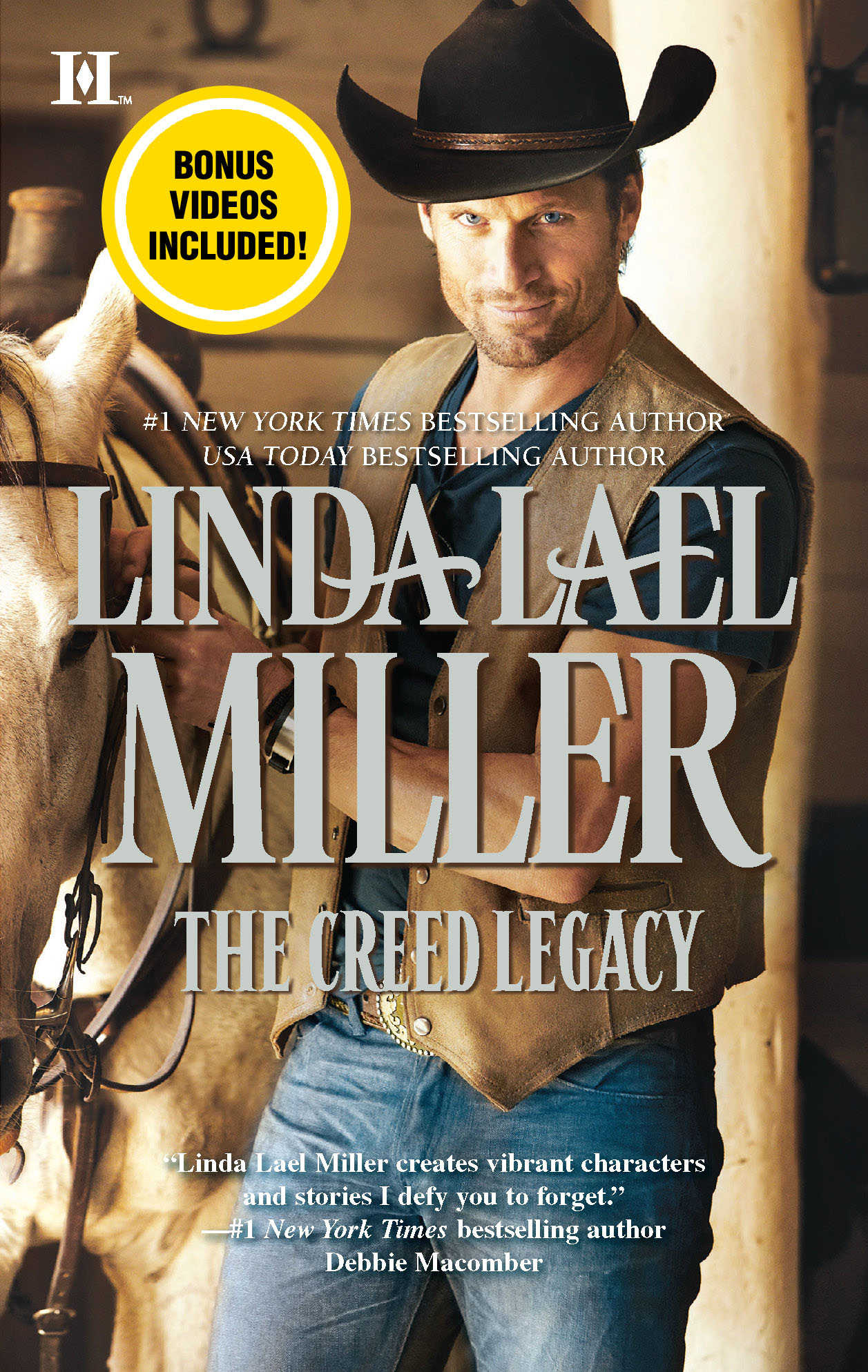 The Creed Legacy: Enriched Edition By: Linda Lael Miller
