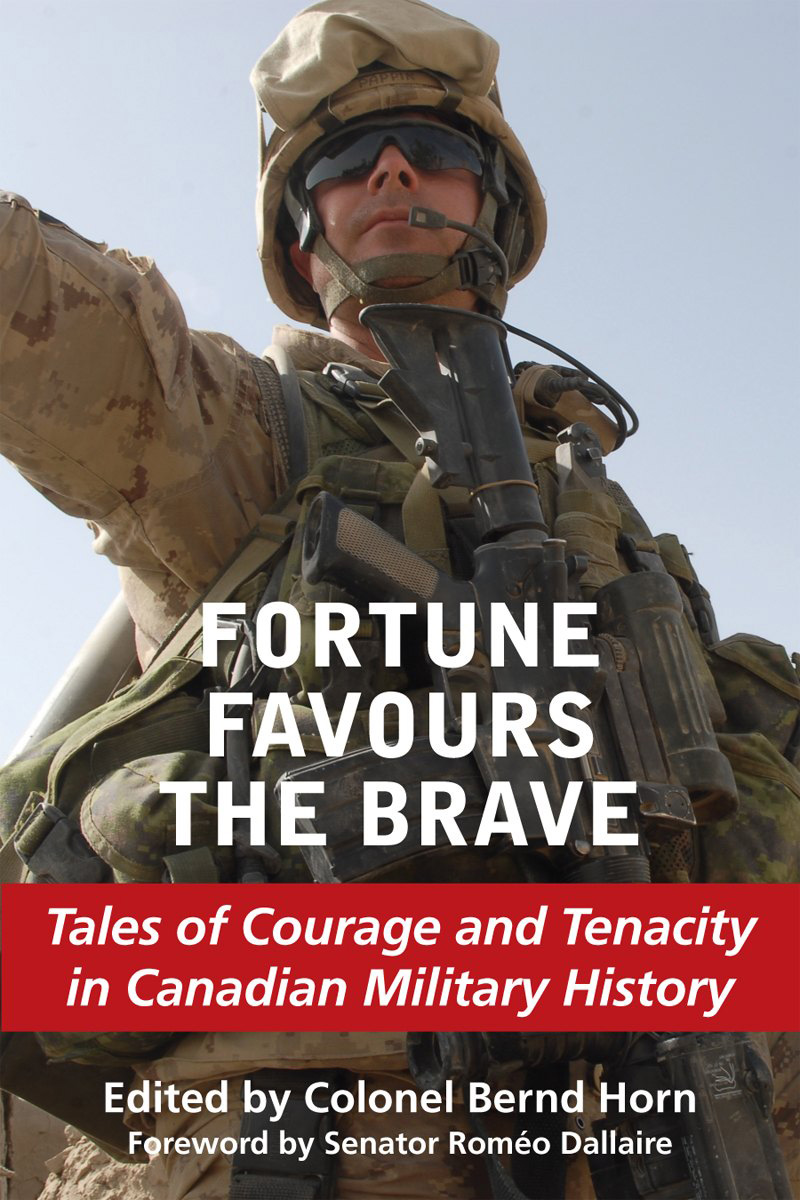 Fortune Favours the Brave By:
