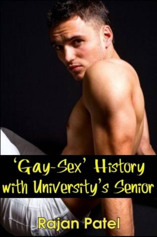 'Gay-Sex' History with University's Senior