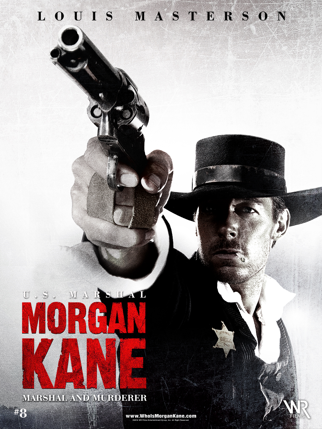 Morgan Kane: Marshal and Murderer
