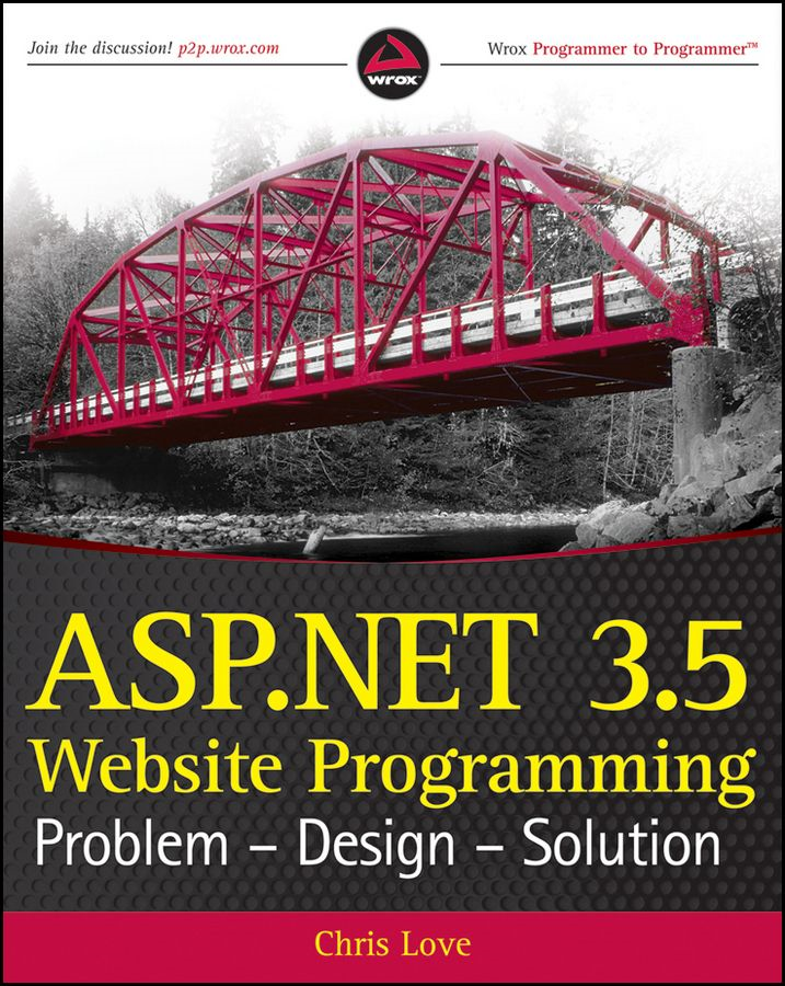 ASP.NET 3.5 Website Programming By: Chris Love