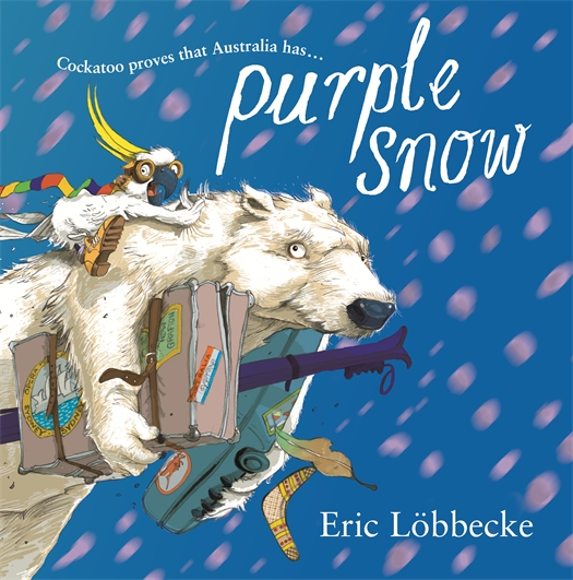 Purple Snow By: Eric Lobbecke
