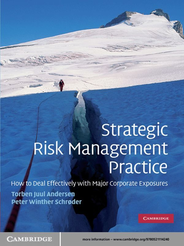 Strategic Risk Management Practice