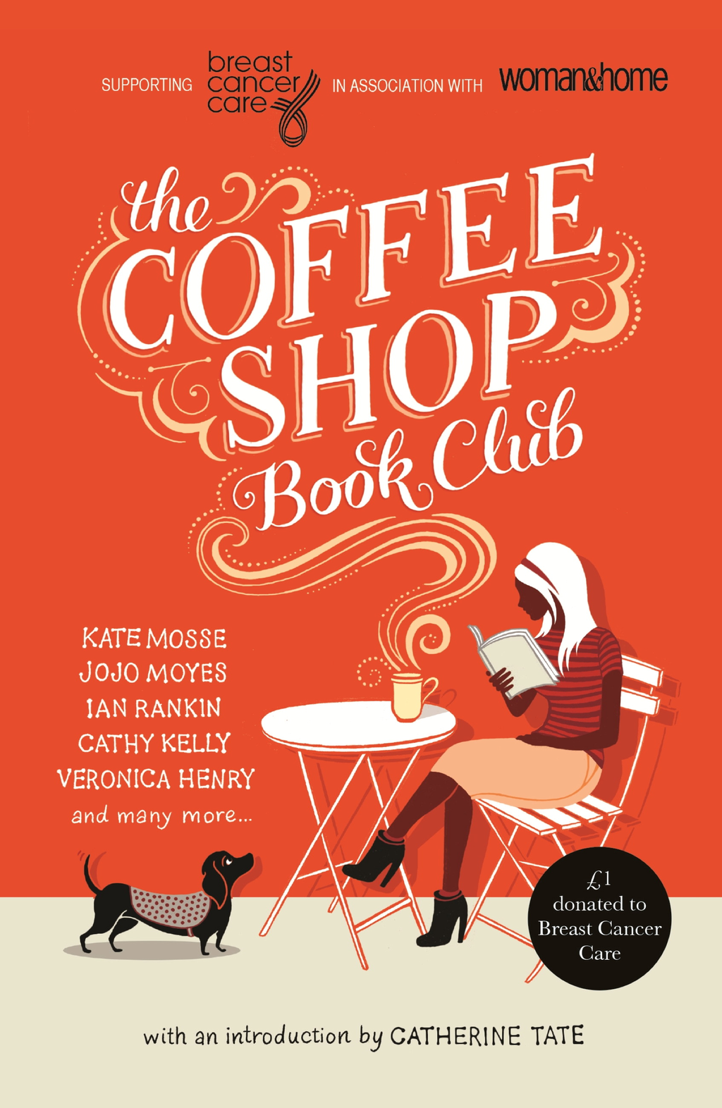 The Coffee Shop Book Club