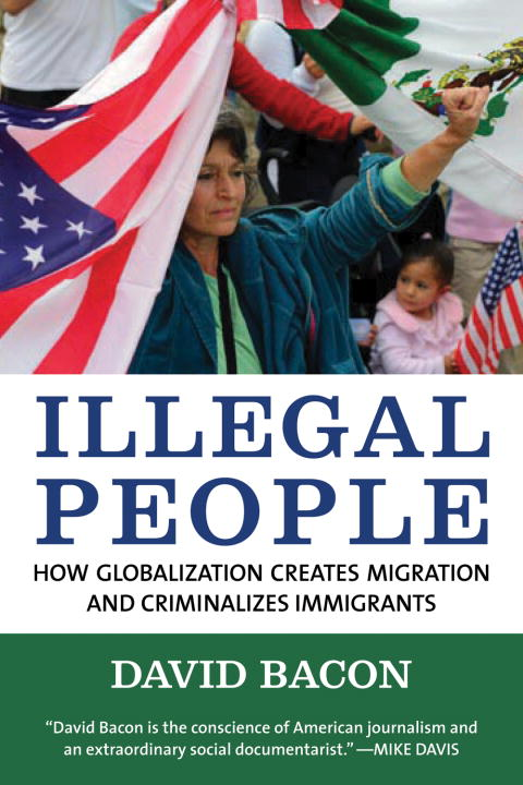 Illegal People By: David Bacon