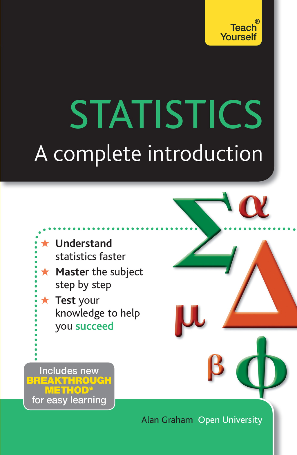 Understand Statistics: Teach Yourself