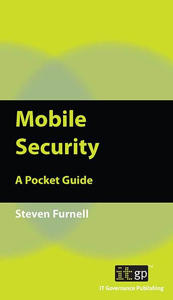 9781849280211 Mobile Security: A Pocket Guide