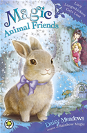 Magic Animal Friends: 1: Lucy Longwhiskers Gets Lost