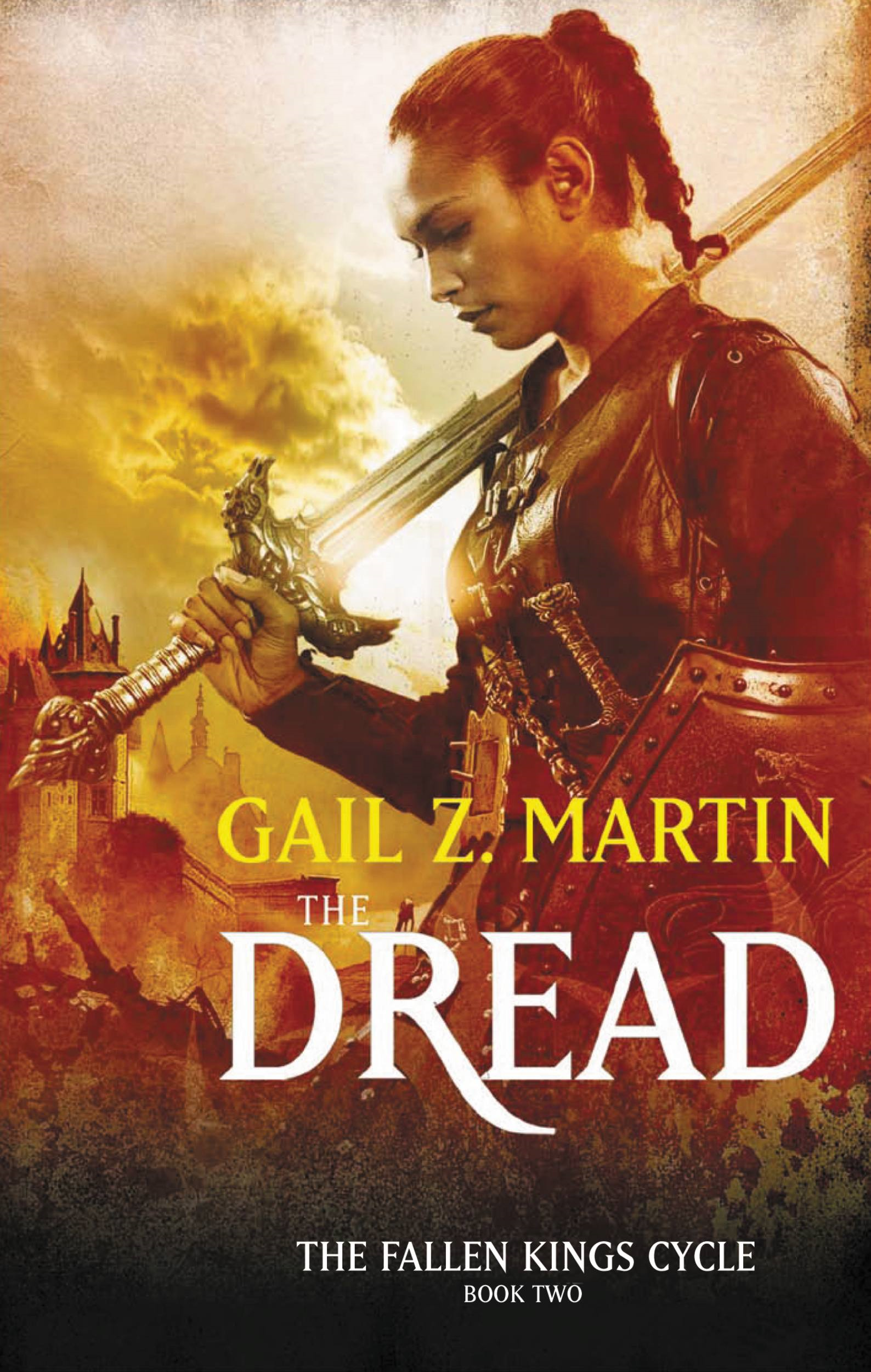 The Dread By: Gail Z. Martin