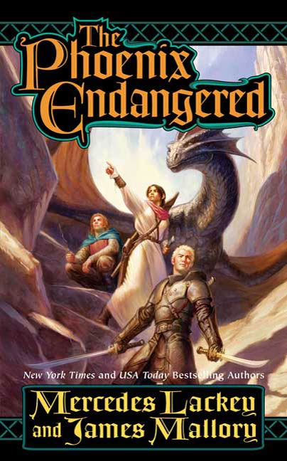 The Phoenix Endangered By: James Mallory,Mercedes Lackey