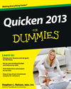 Quicken 2013 For Dummies: