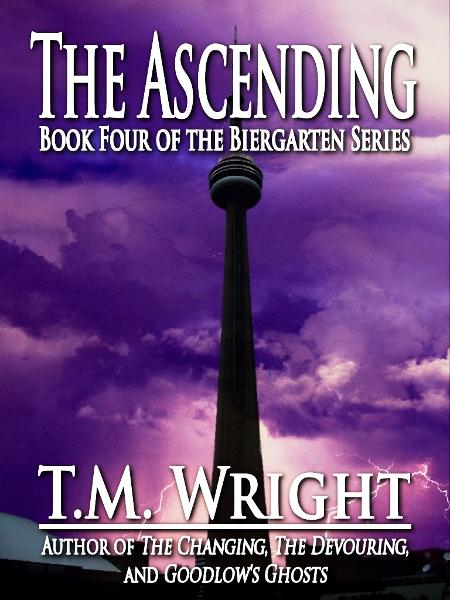 The Ascending By: T. M. Wright