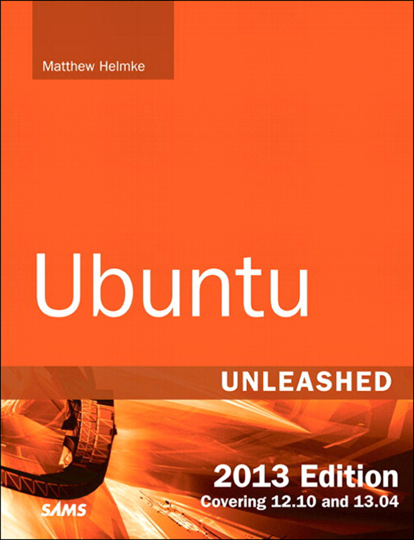 Ubuntu Unleashed 2013 Edition