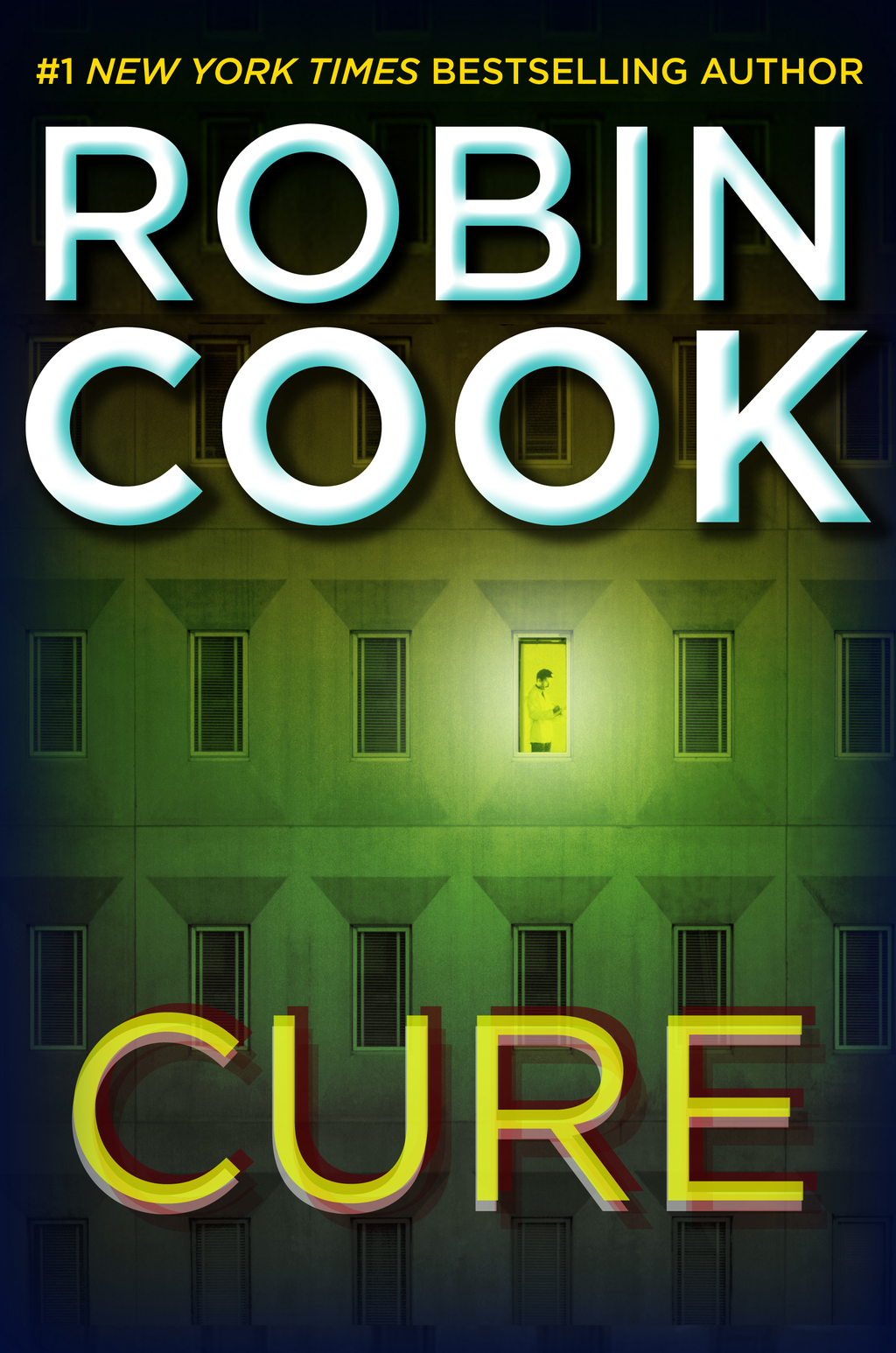Cure By: Robin Cook