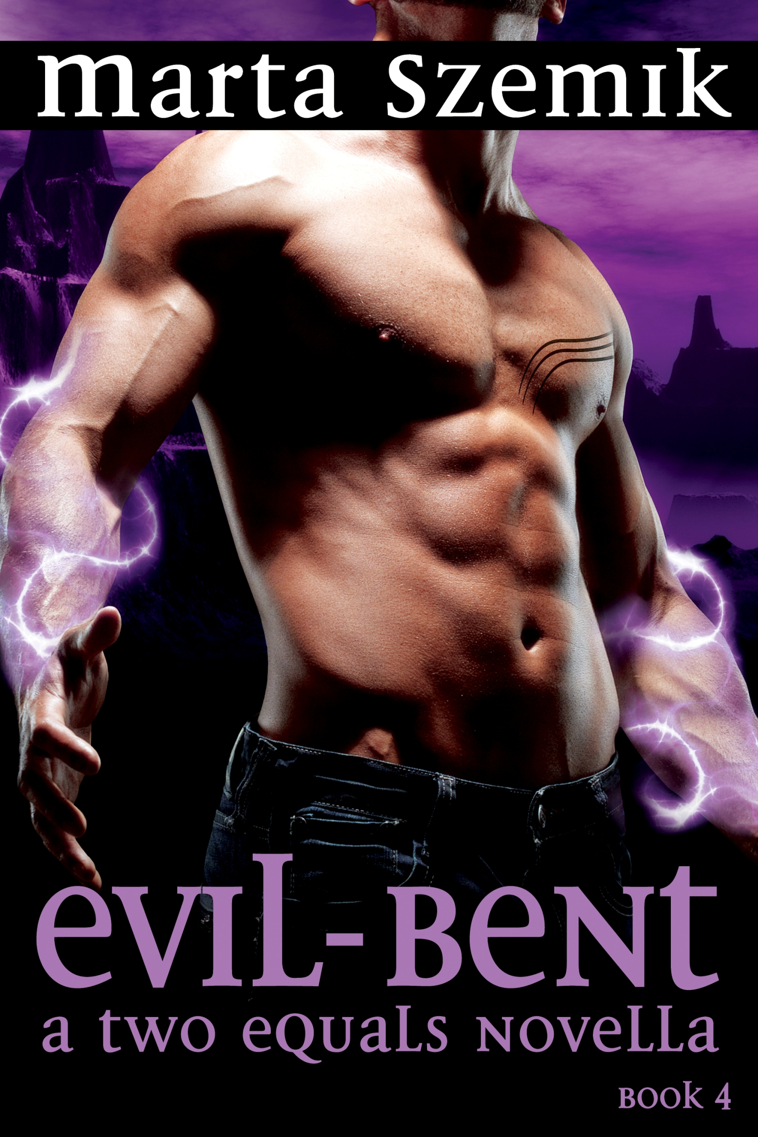 Evil-Bent: A Two Equals Novella