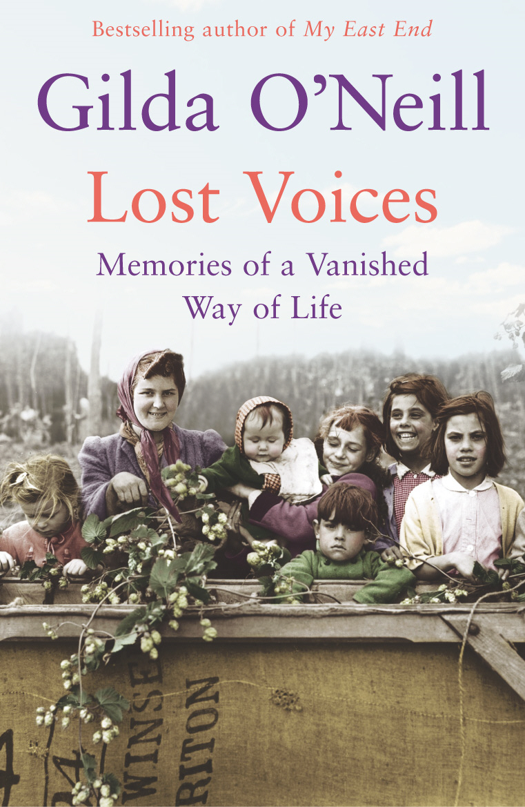 Lost Voices Memories of a Vanished Way of Life