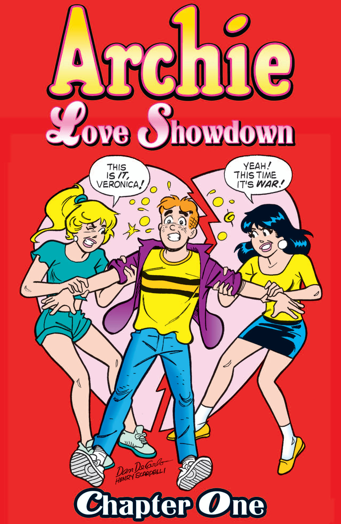 Archie Love Showdown #1