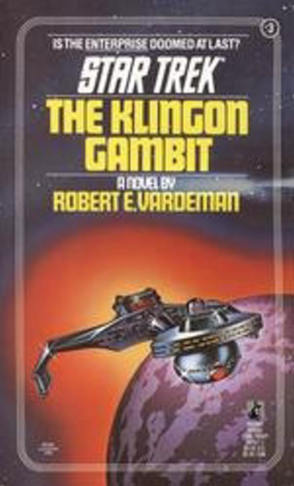 The Klingon Gambit By: Robert E. Vardeman