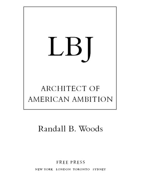 LBJ By: Randall Woods