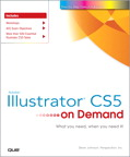 Adobe Illustrator CS5 on Demand By: . Perspection Inc.,Steve Johnson