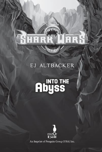 Shark Wars #3 By: EJ Altbacker